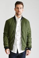 Top best model men bomber jacket outfit 98