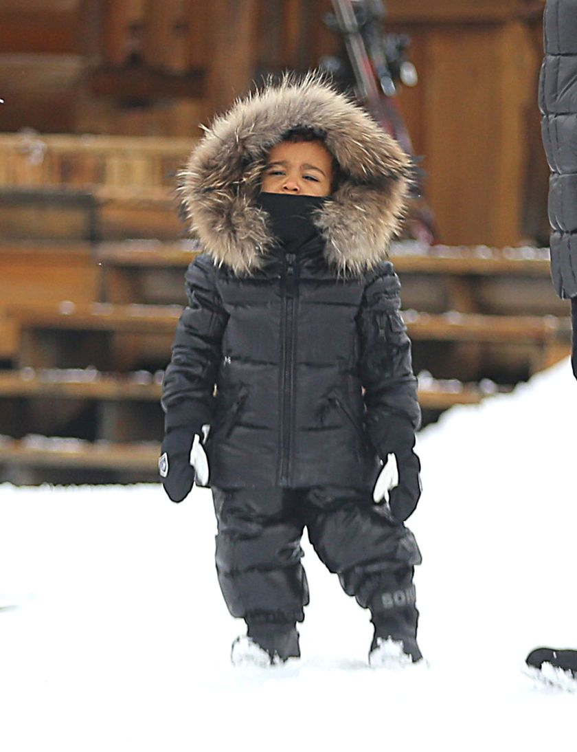 Adorable skiing outfit for your lovely kids 13