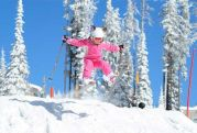 Adorable skiing outfit for your lovely kids 38