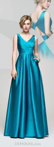 Awesome elegance turquoise bridesmaid dress 10 1