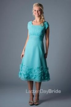 Awesome elegance turquoise bridesmaid dress 24