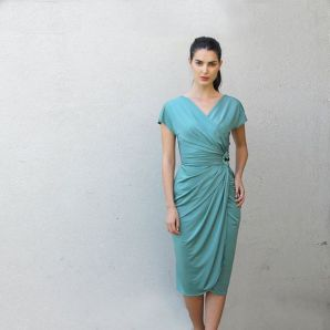 Awesome elegance turquoise bridesmaid dress 30 1