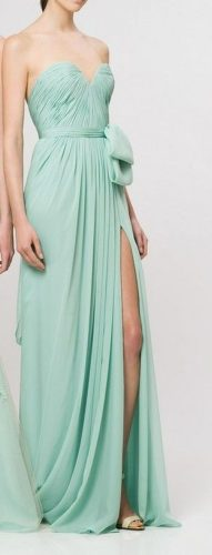 Awesome elegance turquoise bridesmaid dress 9 1