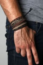 Awesome handmade bracelet for men 2