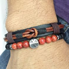 Awesome handmade bracelet for men 48