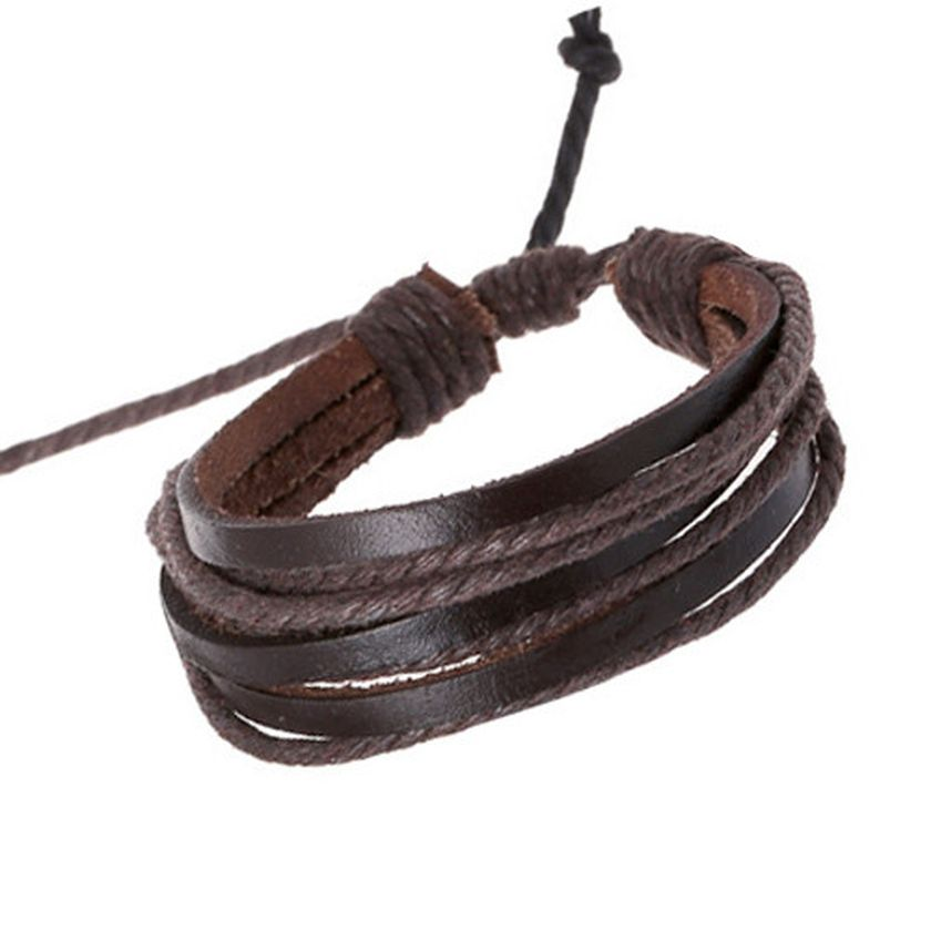 Awesome handmade bracelet for men 63
