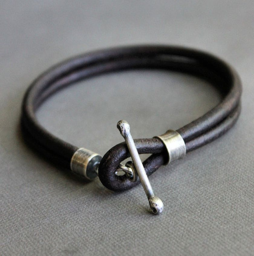 Awesome handmade bracelet for men 67