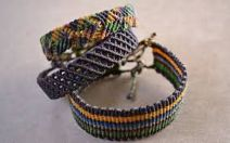 Awesome handmade bracelet for men 75
