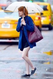 Awesome rainy day outfit style 11