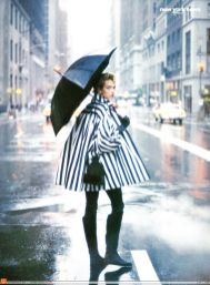Awesome rainy day outfit style 14