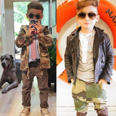 Cool boys kids fashions outfit style 10