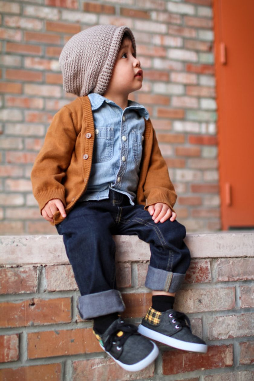 Cool boys kids fashions outfit style 3