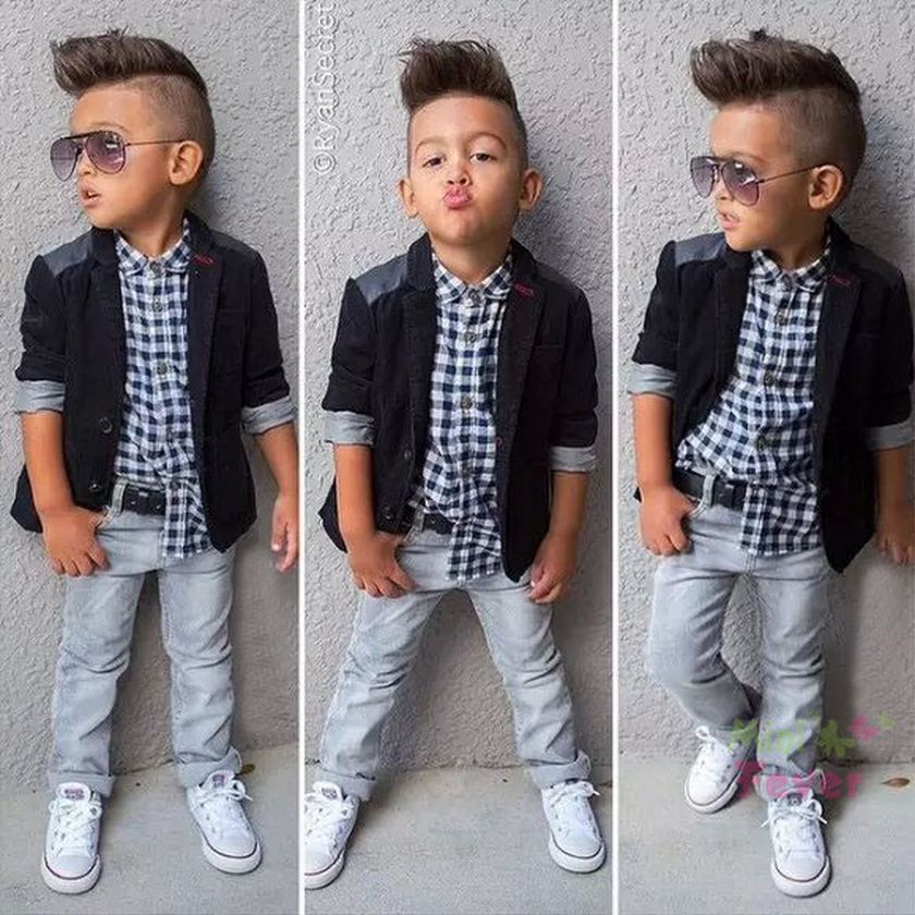 Cool boys kids fashions outfit style 39