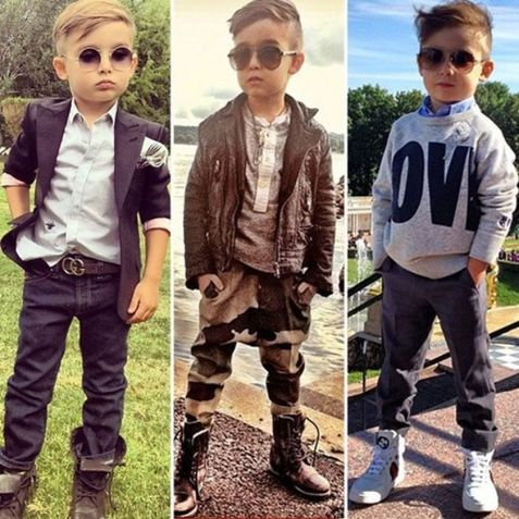 Cool boys kids fashions outfit style 4