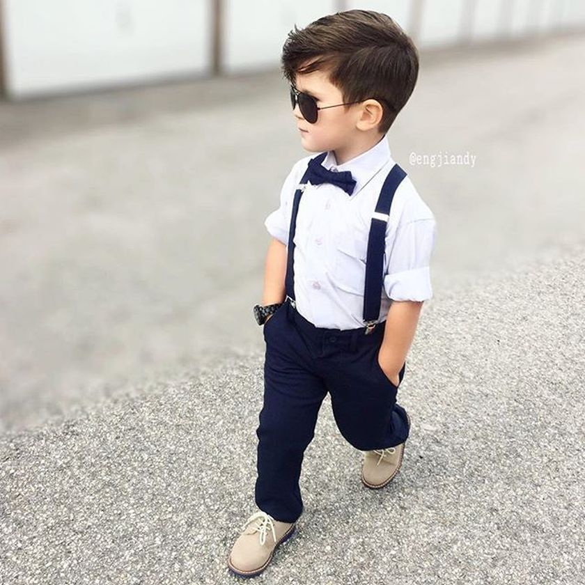 Cool boys kids fashions outfit style 61