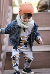 Cool boys kids fashions outfit style 7