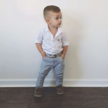 Cool boys kids fashions outfit style 73