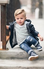 Cool boys kids fashions outfit style 8