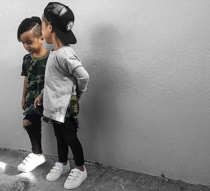 Cool boys kids fashions outfit style 83