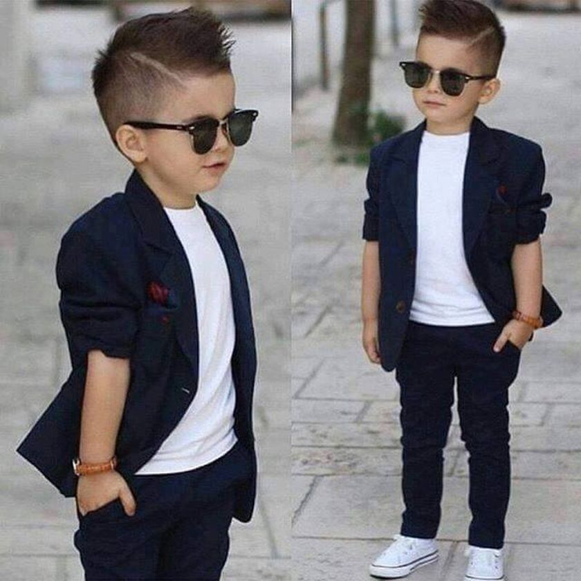 Cool boys kids fashions outfit style 84