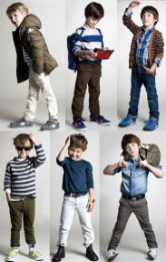 Cool boys kids fashions outfit style 86