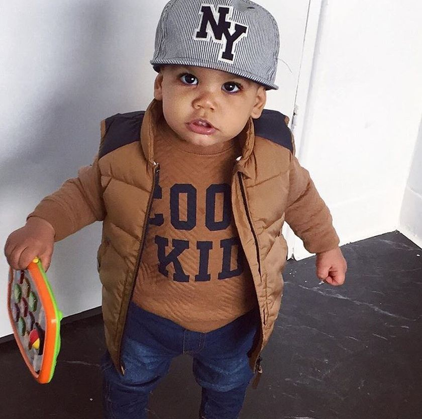 Cool boys kids fashions outfit style 9
