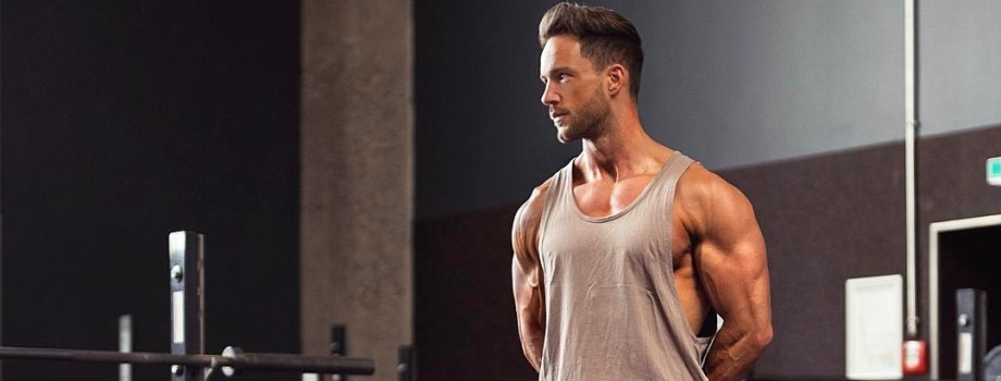 Cool mens gym and workout outfits style featured