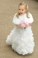 Cute bridesmaid dresses for little girls ideas 64