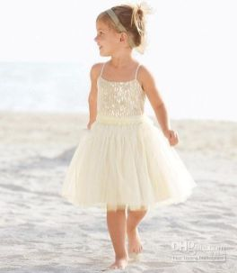 Cute bridesmaid dresses for little girls ideas 69