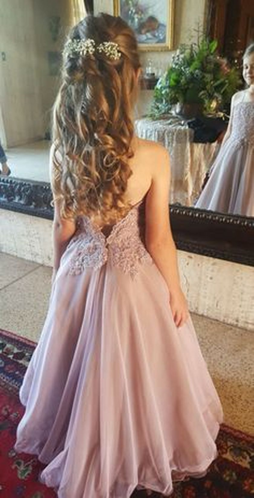 Cute bridesmaid dresses for little girls ideas 71