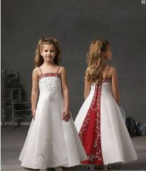 Cute bridesmaid dresses for little girls ideas 86
