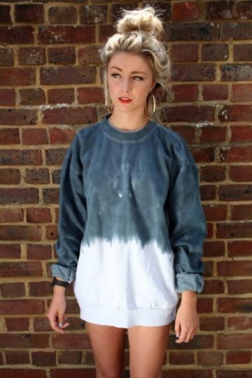 Cute oversized t shirt outfit styles 41