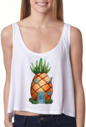 Cute pineapple tank top must you have 31