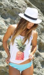Cute pineapple tank top must you have 39