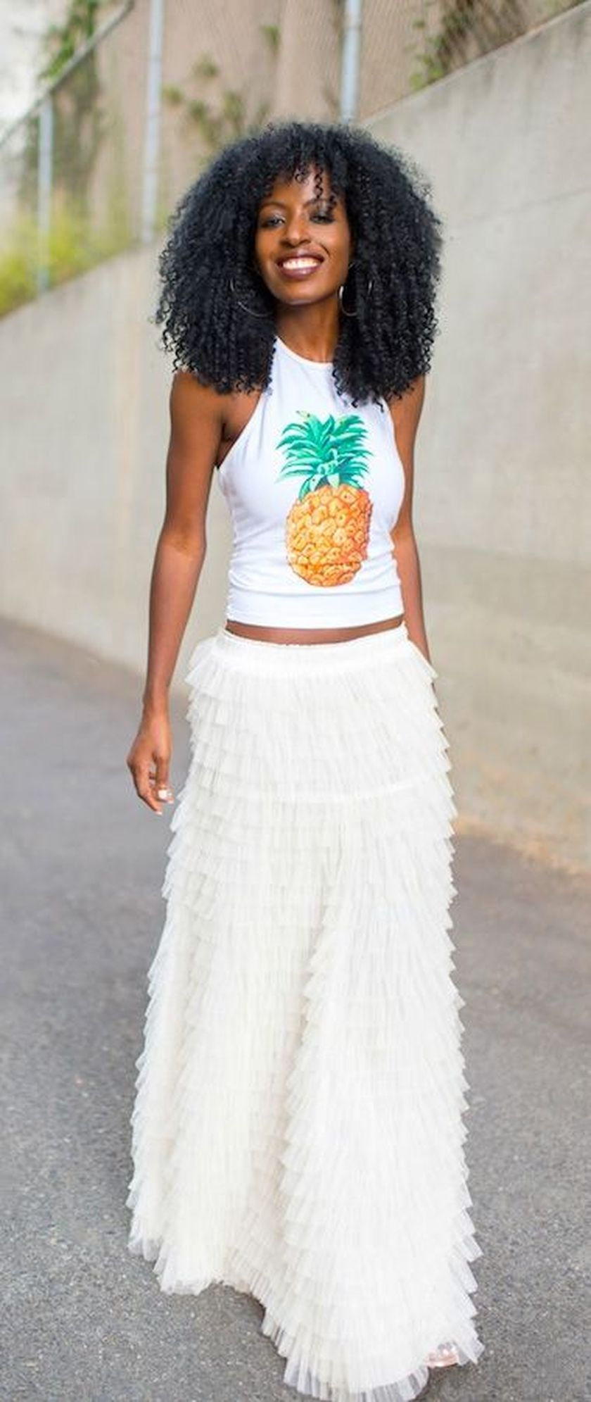 Cute pineapple tank top must you have 56