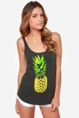Cute pineapple tank top must you have 58
