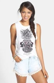 Cute pineapple tank top must you have 9