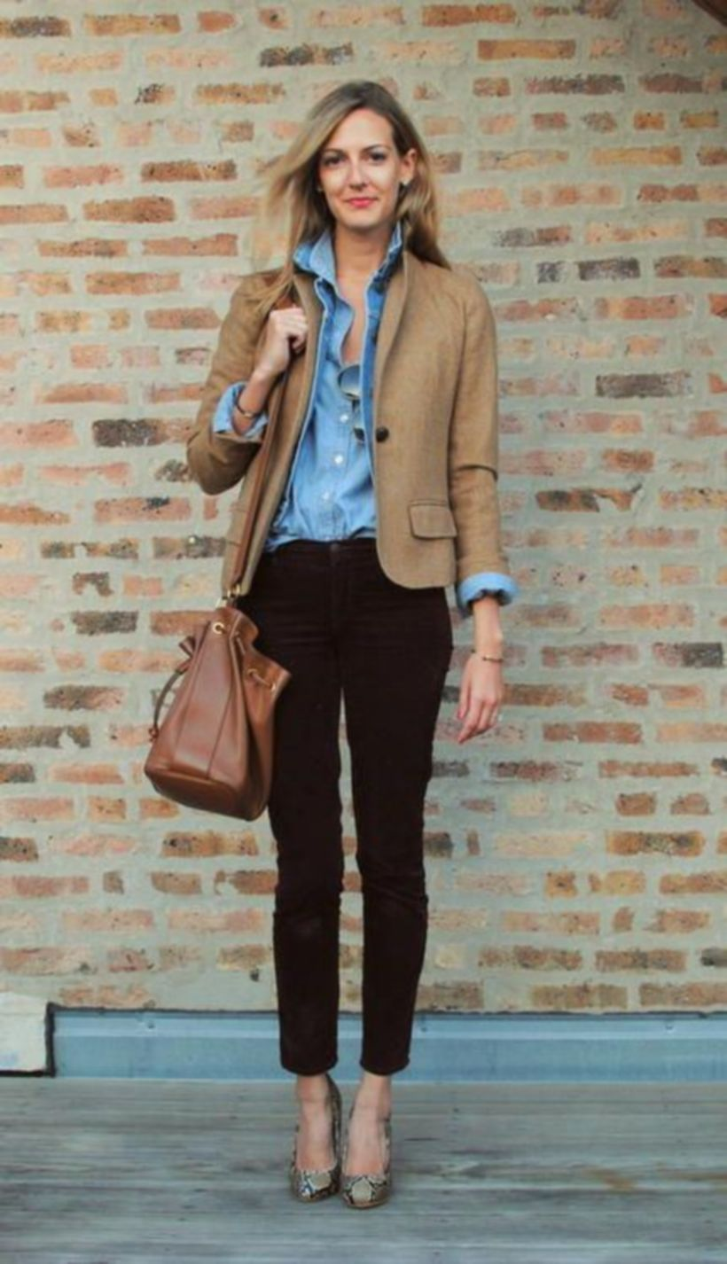 Marvelous creative formal outfits for work and job interview 23