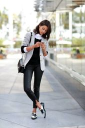 Marvelous creative formal outfits for work and job interview 6