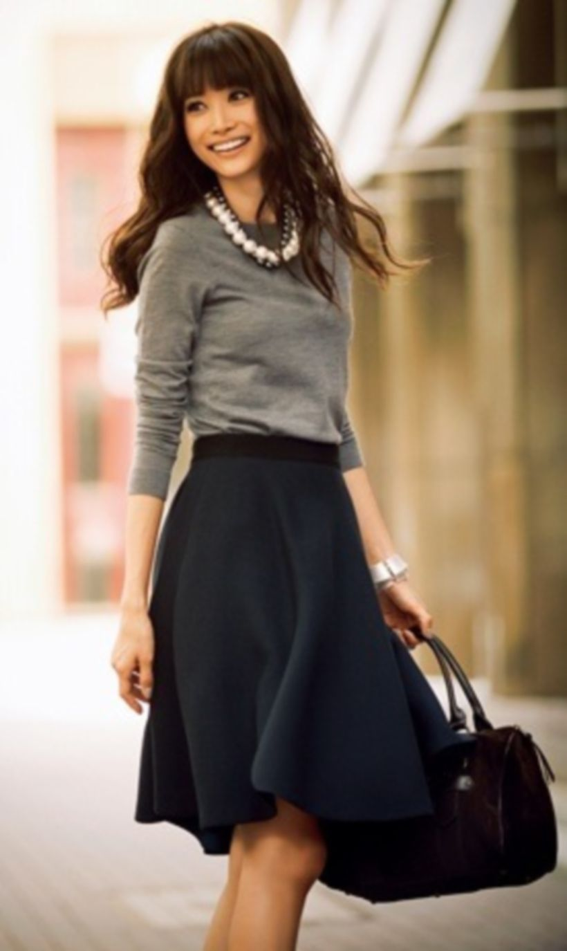 Marvelous creative formal outfits for work and job interview 62