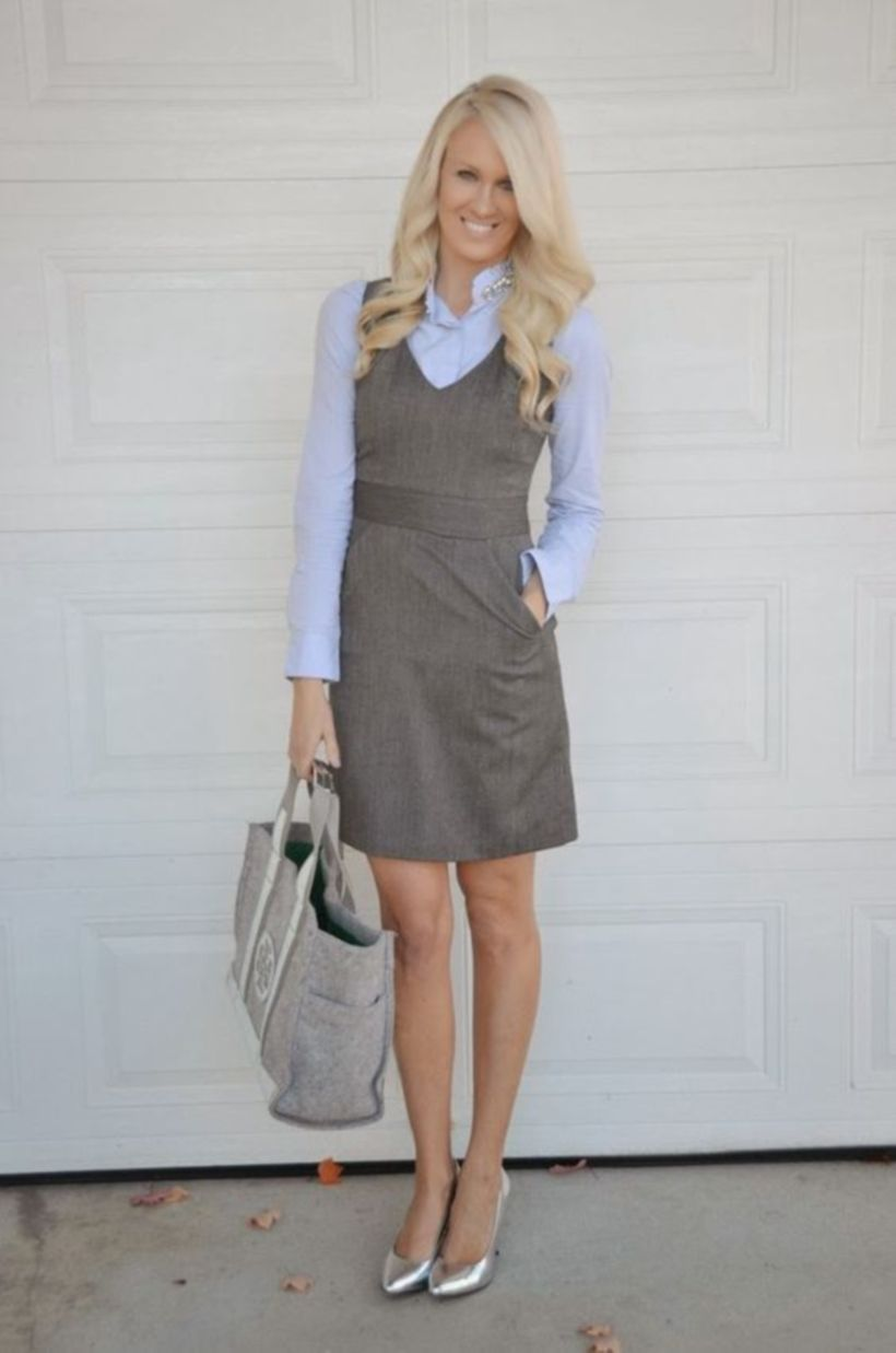 Marvelous creative formal outfits for work and job interview 63