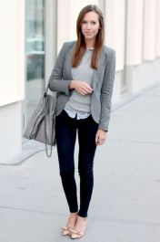 Marvelous creative formal outfits for work and job interview 69