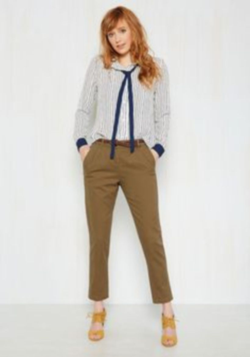 Marvelous creative formal outfits for work and job interview 7