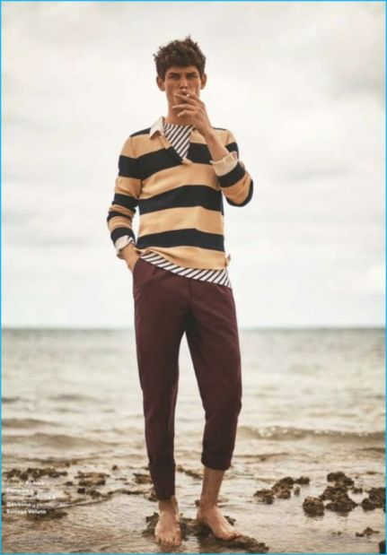 Mens fashions should wear while on the beach 39