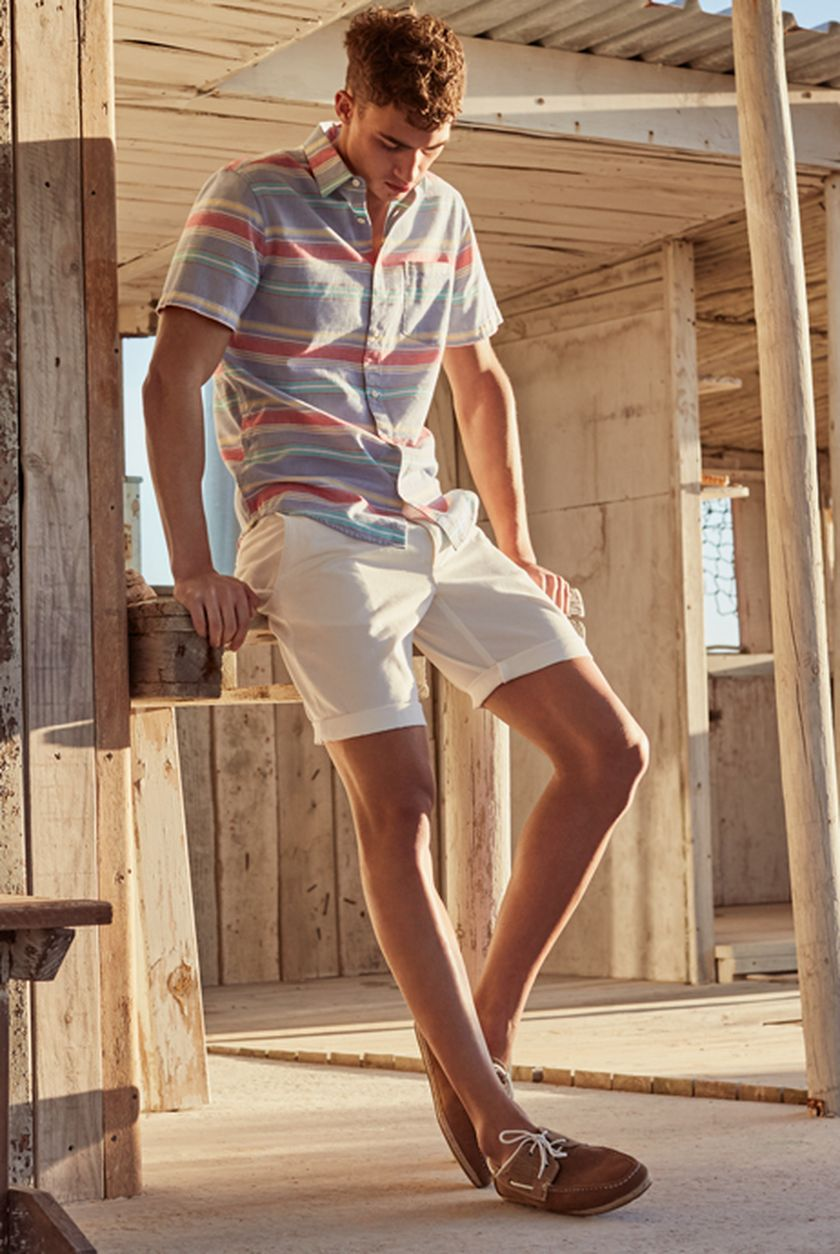 Mens fashions should wear while on the beach 9