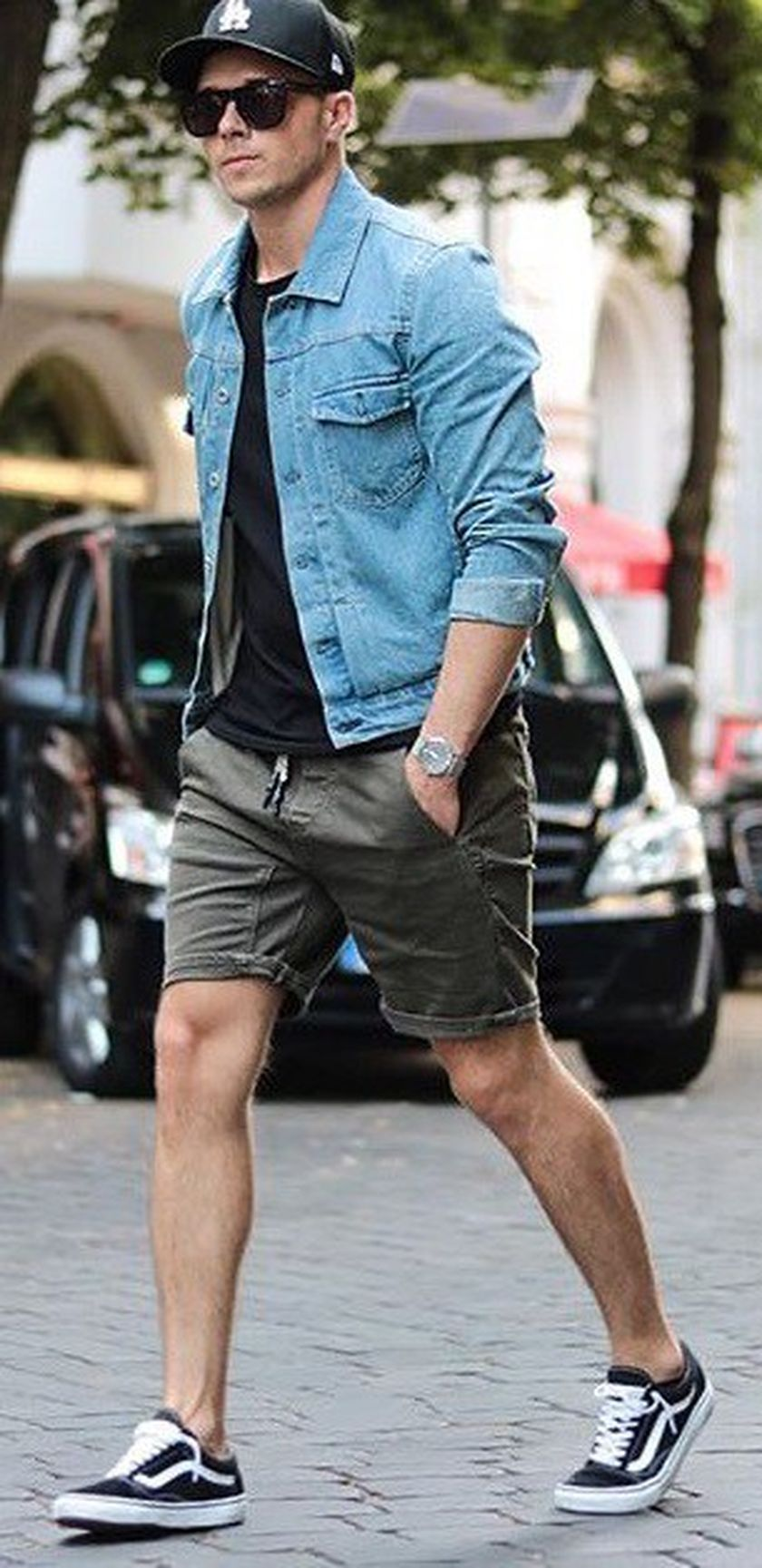Mens summer casual short outfits worth to copy 2
