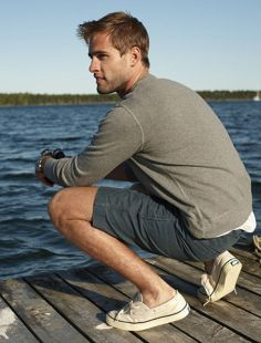 Mens summer casual short outfits worth to copy 21