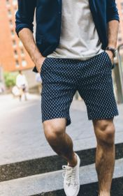 Mens summer casual short outfits worth to copy 47