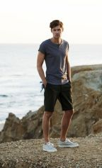 Mens summer casual short outfits worth to copy 71