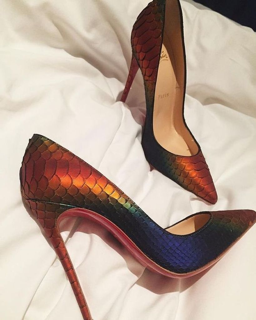 Most wanted heels worth to have 11